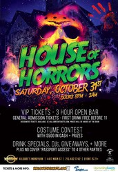 House of Horrors at Kildare's Manayunk