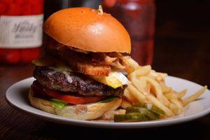 Burger and Beer Night at JJ Bootleggers!