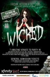 WICKED: 7 Evil Parties Under One Roof