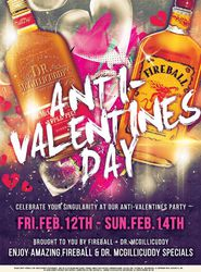 Anti-Valentine's Day Weekend