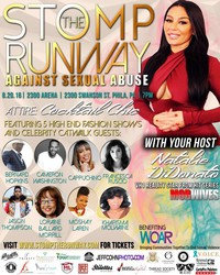 Stomp The Runway Against Sexual Abuse