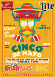 Cinco De Riverdeck!