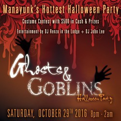 9th Annual Ghosts & Goblins Halloween Party in Manayunk