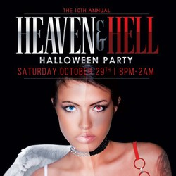 10th Annual Heaven & Hell Halloween Party