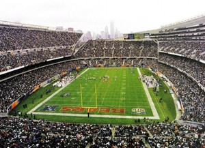 Eagles vs. Chicago - Green Legion Ticket & Tailgate