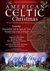 An American Celtic Christmas 2016