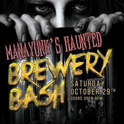 Manayunk's Haunted Brewery Bash