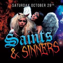 Saints & Sinners at Bourbon Blue in Manayunk