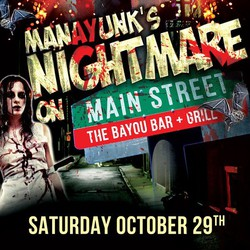 Nightmare on Main Street Manayunk