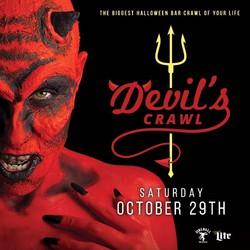 The Devil's Crawl - Philadelphia