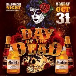 Day of the Dead - Halloween Night in Philadelphia