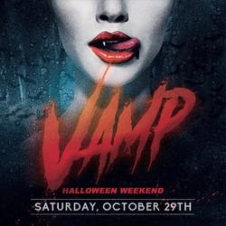 VAMP Halloween Party & Open Bar