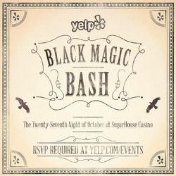 Yelp's Black Magic Bash