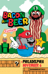 The Philadelphia Bacon and Beer Festival