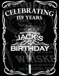 Jack Daniel's 159th Official Birthday Party