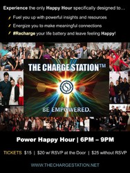 The Charge Station - Power Happy Hour