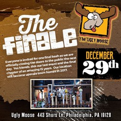 THE FINALE - Come Say Goodbye to The Ugly Moose