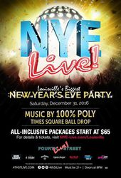 NYE Live! Louisville