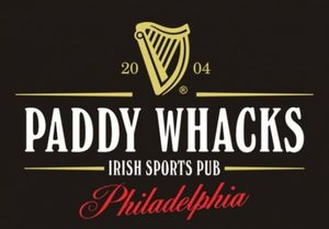 VIP Open Bar at Paddy Whacks on Welsh Road
