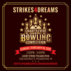 Strikes for Dreams Charity and Bowling Competition