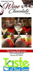 Delaware County Wine & Chocolate Festival
