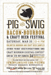 Pig & Swig - The All Star Bacon, Bourbon, & Craft Beer Festival