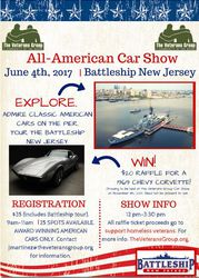 2nd Annual All-American Car Show