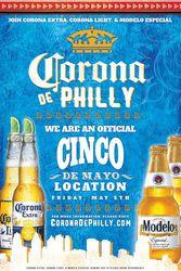 Corona de Philly: Cinco de Mayo 2017 in Philadelphia