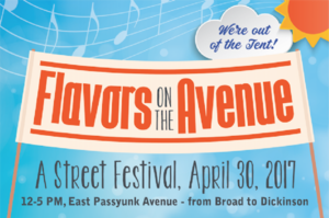 Flavors on the Avenue - Passyunk's Street Festival