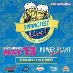 Springfest Live! Craft Beer Festival