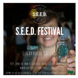 2nd Annual Philly S.E.E.D Festival