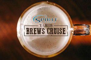Spirit of Philadelphia Yards Brews Cruise