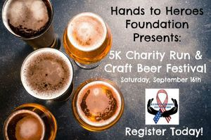 5K Charity Run and Craft Beer Festival
