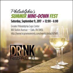 Philadelphia's Summer Wine-Down Fest