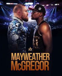 Mayweather vs. McGregor Fight in Philadelphia