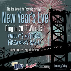 New Year's Eve Philly 2018 - The Official Fireworks Bash!