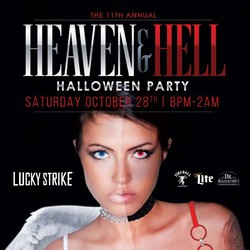 11th Annual Heaven & Hell Halloween Party