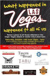 Las Vegas Bar Crawl Fundraiser