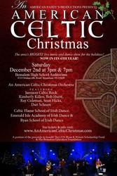 An American Celtic Christmas 2017