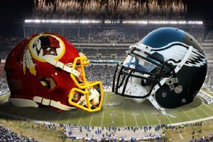 MNF - Eagles vs Redskins at JJ Bootleggers