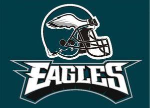Eagles vs 49ers at JJ Bootleggers