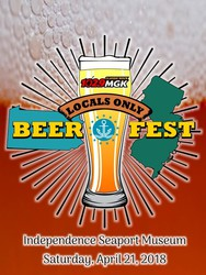 WMGK Locals Only Beer Fest