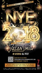 New Year's Eve - Celebrate 2018 at Zee Bar
