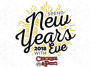 NYE 2018 with Chickie's and Pete's