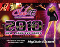 Club-E New Years Eve Party 'Get Your Chic On'