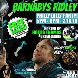 Philly Dilly Bud Light Rally