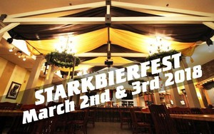 Starkbierfest at Brauhaus Schmitz