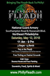 2018 Philadelphia Fleadh - Philly's Largest Irish Festival
