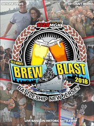 102.9 WMGK's 8th Annual Brew Blast on the Battleship