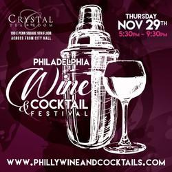 The Philadelphia Wine & Cocktail Festival